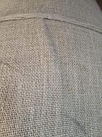 Ткань упаковочная, мешковина джутовая, плотность  270гр/кв.м, ширина 106см, фото 1