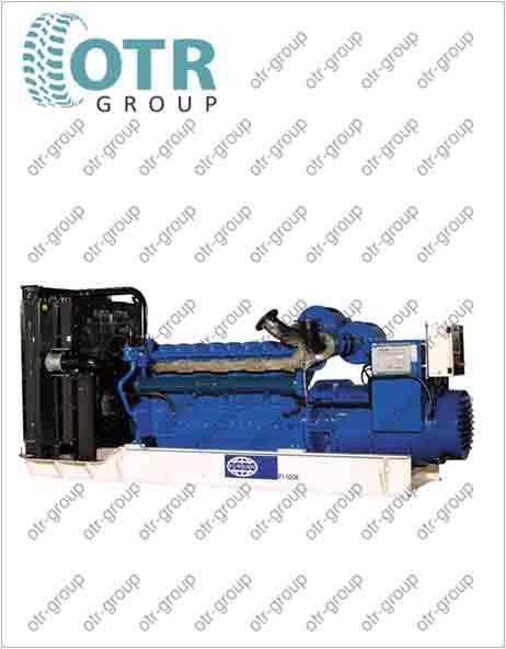 Запчасти на дизельный генератор FG Wilson P1100E1