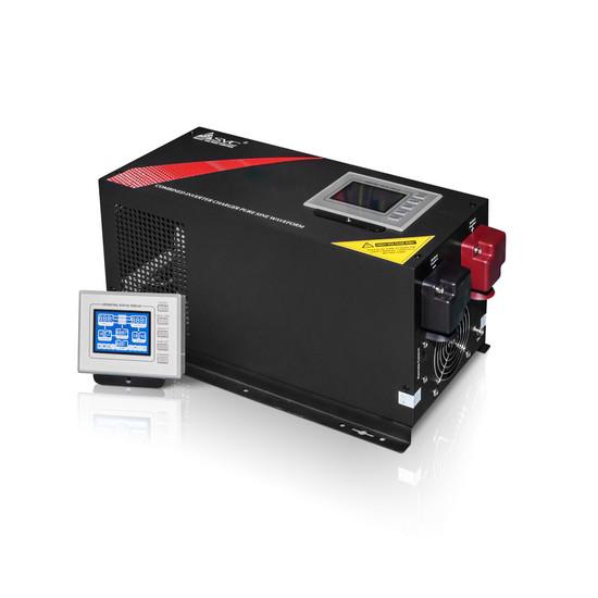 Инвертор преобразователь 2 квт (2000вт) 12 220 SVC EP 2012