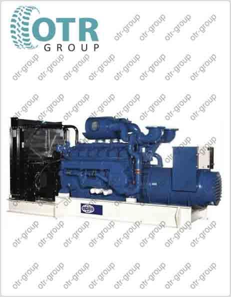 Запчасти на дизельный генератор FG Wilson P1500E1