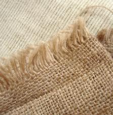Упаковочная мешочная ткань, мешковина, лен-джут, плотность 420 гр/кв.м, ширина 106 см, МИНИМАЛЬНО - 10 МЕТРОВ
