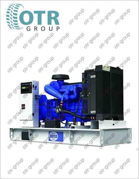Запчасти на дизельный генератор FG Wilson P1650E3