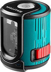 Нивелир лазерный линейный KRAFTOOL CL20,  20м, IP54, точн. 0,2 мм/м, KRAFTOOL