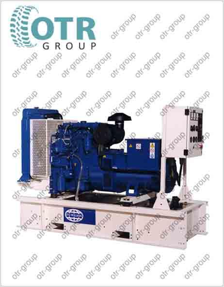 Запчасти на дизельный генератор FG Wilson P1500P3