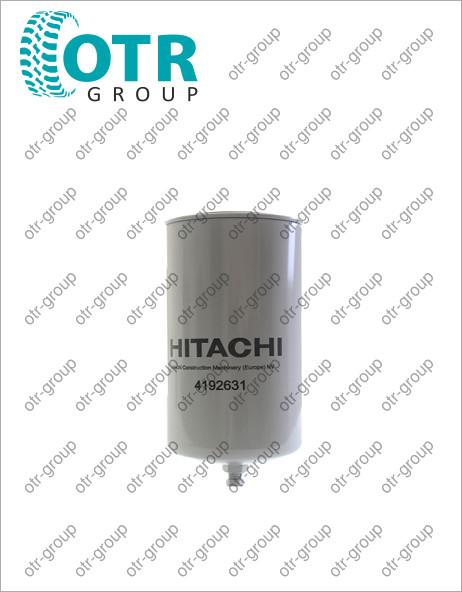 Фильтр топливный Hitachi EX300 4192631