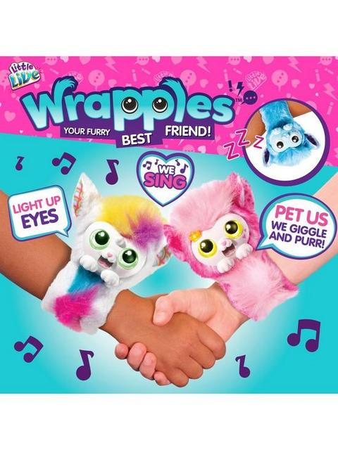 Little Live Pets Wrapples