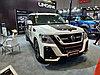 Обвес Limgene для Nissan Patrol Y62