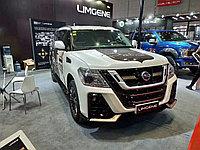 Обвес Limgene для Nissan Patrol Y62, фото 1