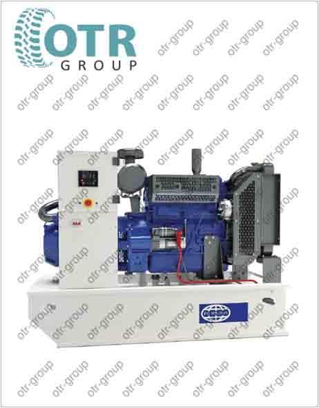 Запчасти на дизельный генератор FG Wilson P1700
