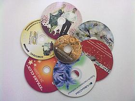 Печать и тиражирование дисков
