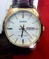 Часы наручные кварцевые Casio с нанесением логотипа, фото 4