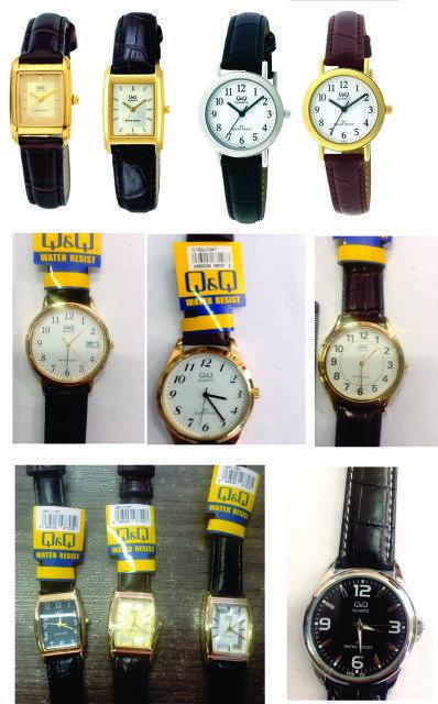 Часы наручные кварцевые Omax, Q&Q с нанесением логотипа