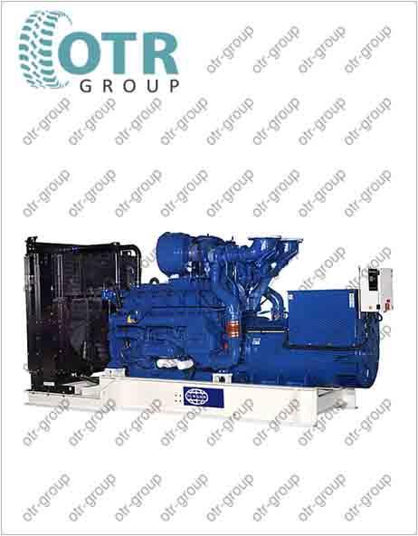 Запчасти на дизельный генератор FG Wilson P1750