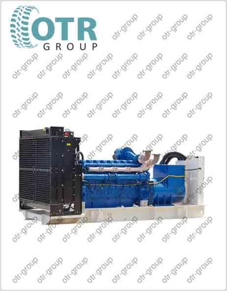 Запчасти на дизельный генератор FG Wilson P1925E