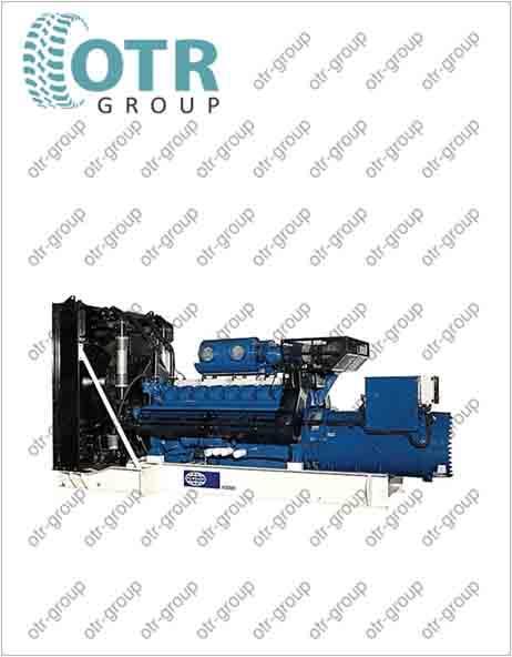 Запчасти на дизельный генератор FG Wilson P2000E