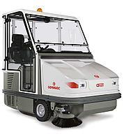 Подметально-всасывающая машина Comac CS120 D.