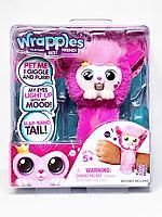Little Live Pets Wrapples Интерактивная зверюшка браслет Принцесса, Рэпплс, фото 1