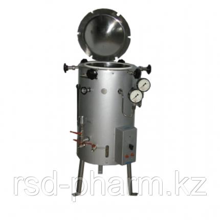 Стерилизатор (автоклав) ВКУ-50, фото 2