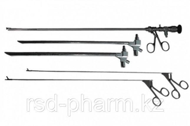 Бронхоскоп дыхательный операционный ДБрО-ВС-1 с волоконным световодом, фото 2
