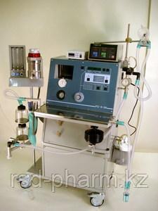 Аппарат ИВЛ во время наркоза или реанимации с электронным таблоРО-6-06 мод.574, фото 2