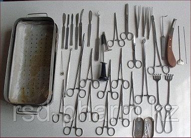 Набор медицинских инструментов поликлинический, МИЗ ВОРСМА