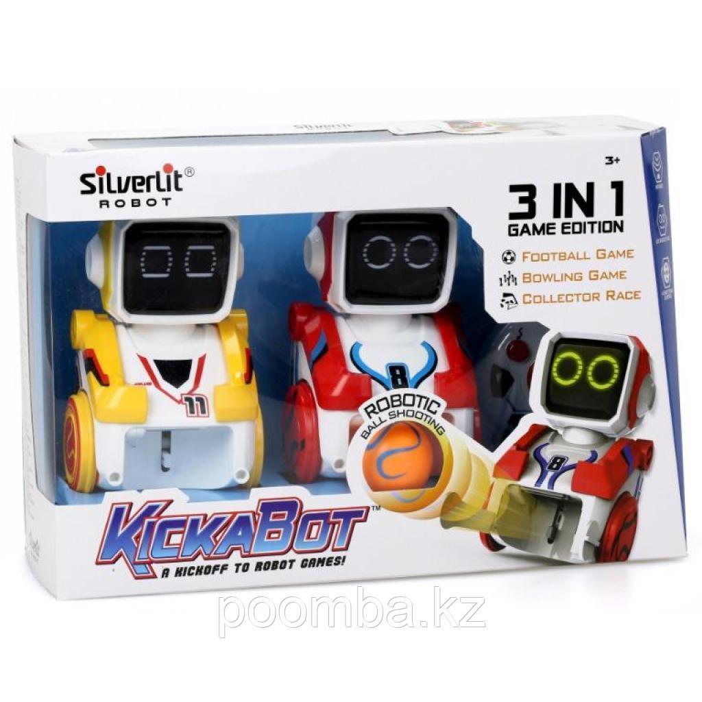 Игровой набор Silverlit Роботы-футболисты