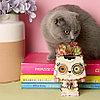 """Деревянный цветочный горшок Robotime """" Kitty Китти """" , фото 4"""