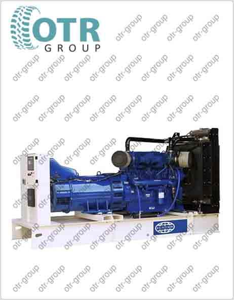 Запчасти на дизельный генератор FG Wilson P2200E