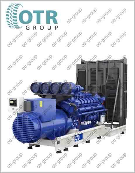 Запчасти на дизельный генератор FG Wilson P2250P1