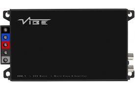 Усилитель Vibe 400.1M