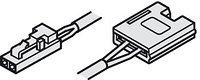Кабель для подсоединения светильников 2000 mm, 24V