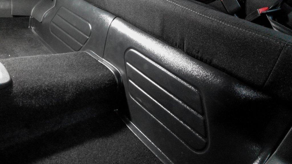 """Накладки на ковролин заднего сиденья """"ЯрПласт"""" для Lada Vesta, Vesta SW Cross"""