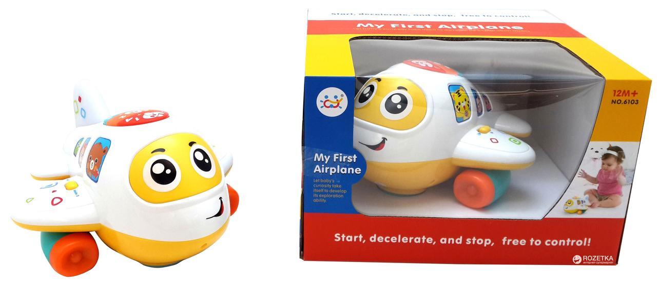 Игрушка Huile Toys «Самолетик» (6103)