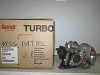 701196-5007S Турбокомпрессор