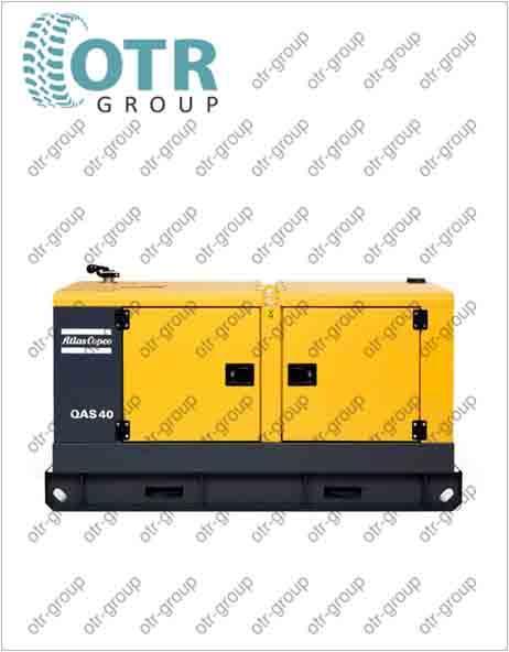 Запчасти на дизельный генератор Atlas Copco QAS 40 FLX