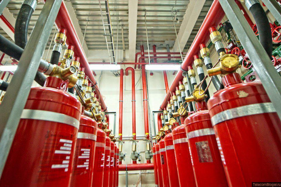 Переосвидетельствование, перезарядка и обслуживание модулей газового, пожаротушения