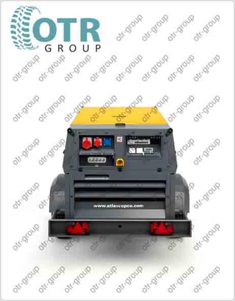 Запчасти на дизельный генератор Atlas Copco QAX 60