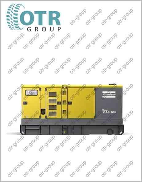 Запчасти на дизельный генератор Atlas Copco QAS 200 FLX