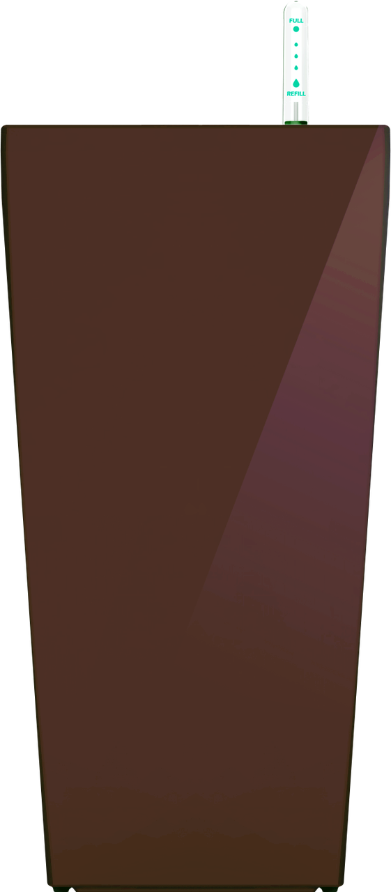 Фигурное кашпо с автополивом 22x41cmH