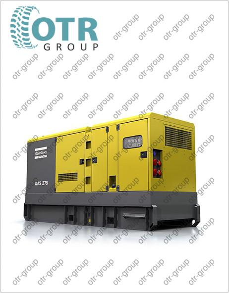 Запчасти на дизельный генератор Atlas Copco QAS 275