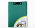 Папка-планшет А4 книжка пластик, фото 2