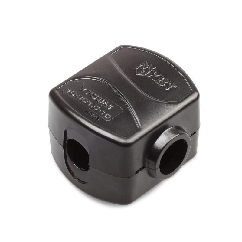 Сжим ответвительный для кабелей сечением 16-35/1.5-10 У733М