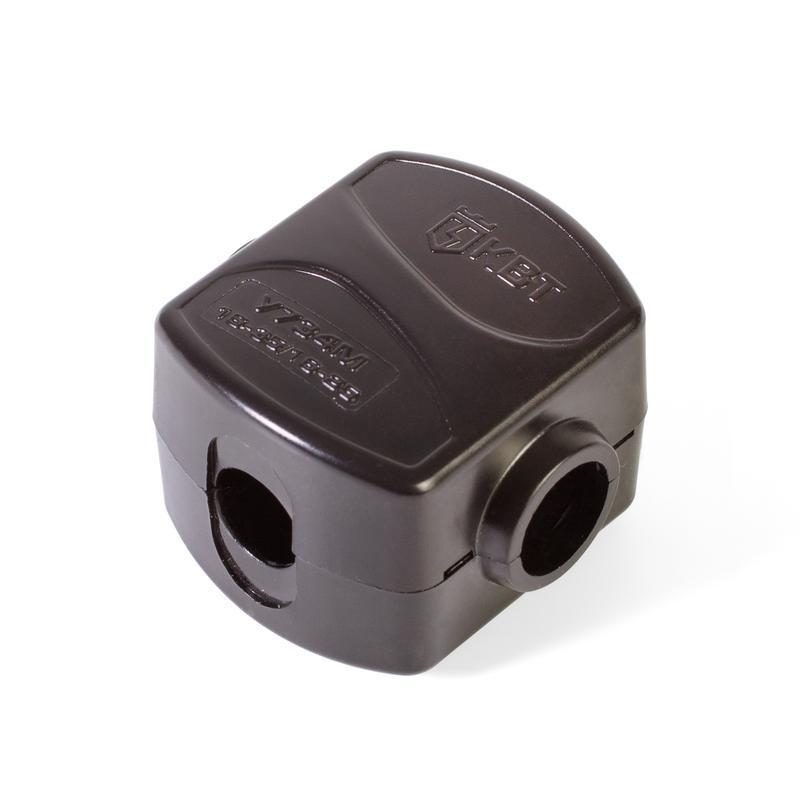 Сжим ответвительный для кабелей сечением 16-35/16-25 КВТ У734М