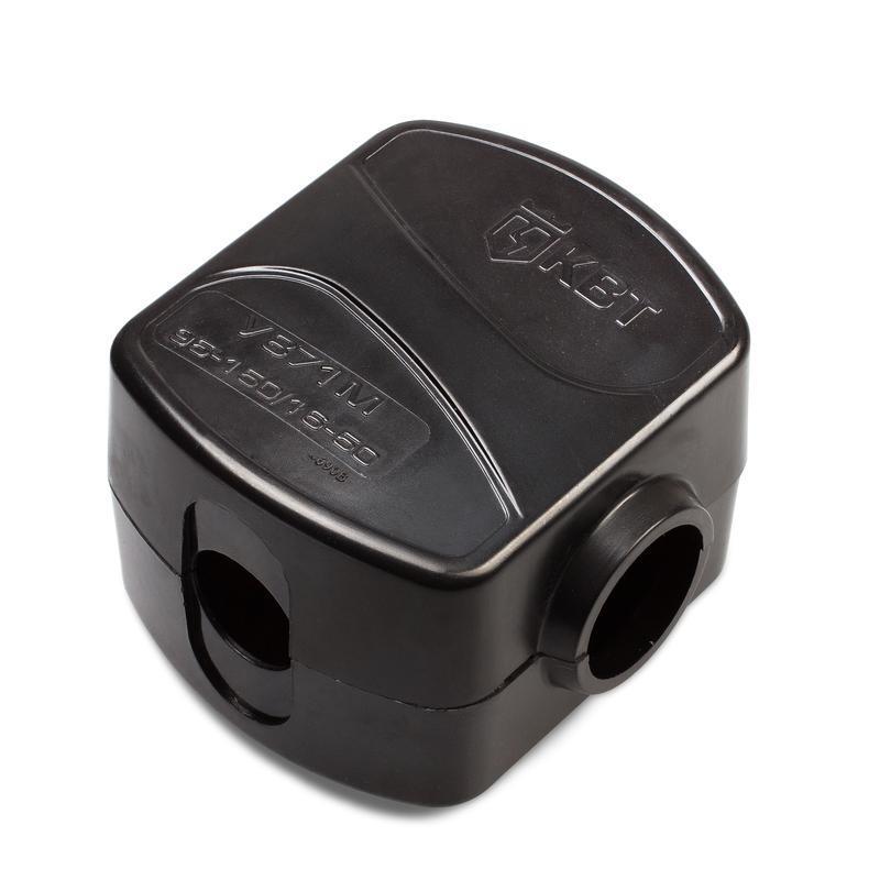 Сжим ответвительный для кабелей сечением 95-150/50-95 У871М