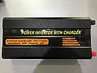 Инвертор преобразователь 12-220V 3000 ВТ, фото 2