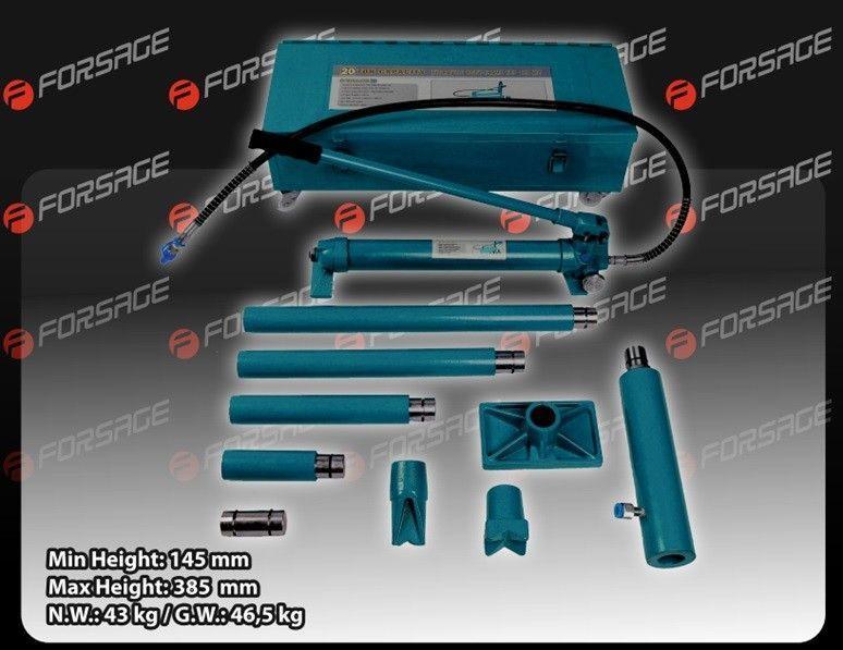 Набор гидравлического Forsage F-TRA0204-1