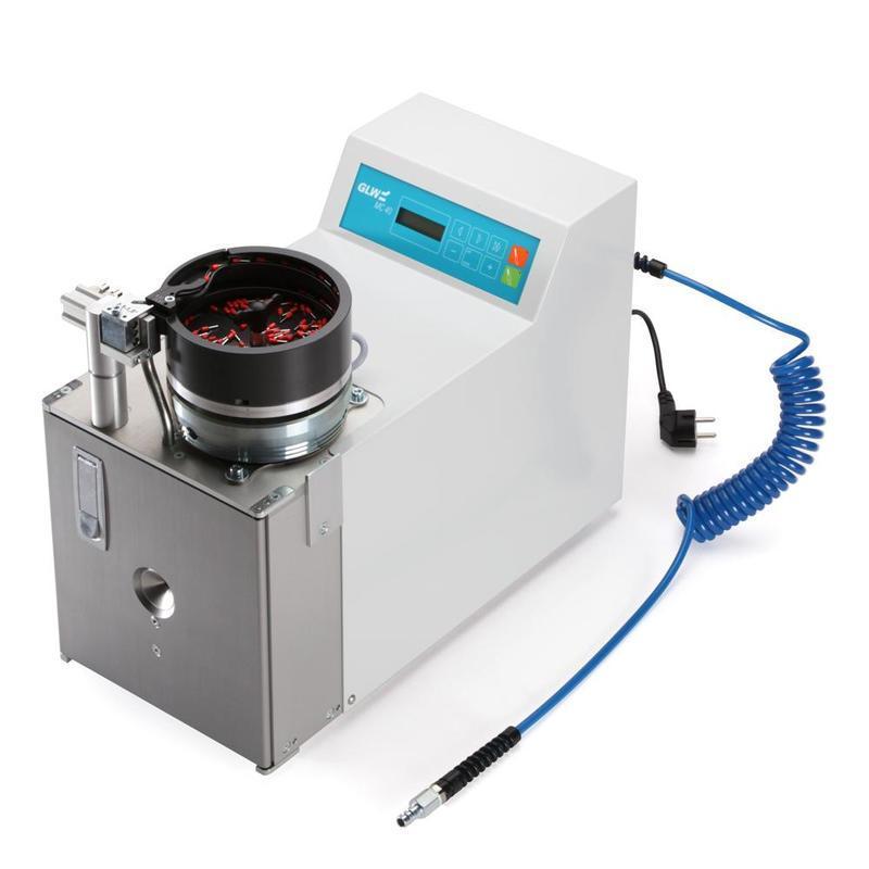Автомат для одновременной зачистки проводов и опрессовки наконечников MC-40L GLW MC4-1 AM V2