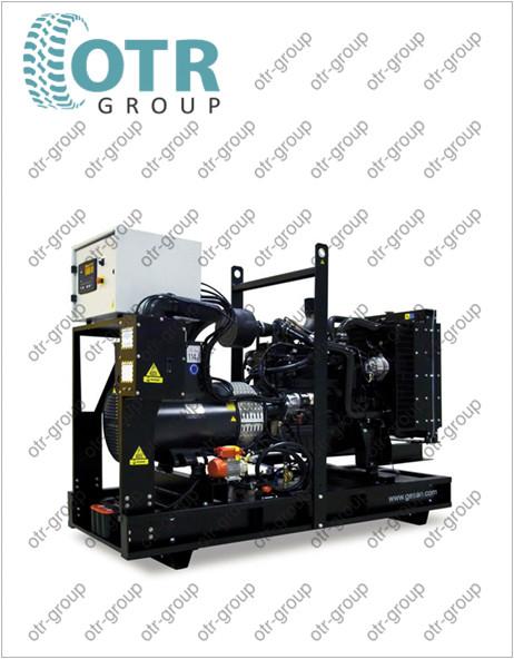Запчасти на дизельный генератор Gesan DJA 75E