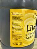 Смазка Литол-24, баночка 2 кг, фото 2