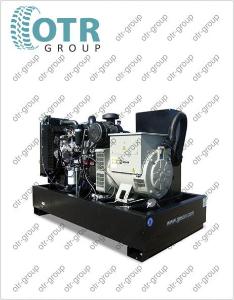 Запчасти на дизельный генератор Gesan DPA 90E